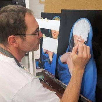 Stefan Rossouw South African Artist